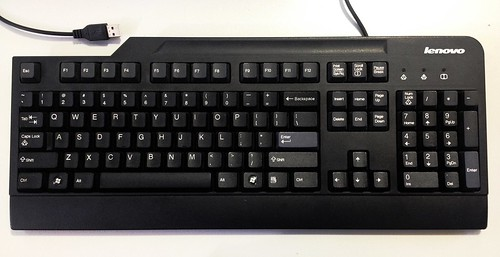 Lenovo USB Keyboard | by noor.azriena