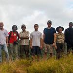 Mon, 06/02/2014 - 8:44am - Tafelberg Team 2013: L-R: Fabian, Bert, Paul, Vanessa, Julian, Devin, Andrew, Hermina, Spears, Mani, Uwawa. Photo by Fabian Michelangeli.