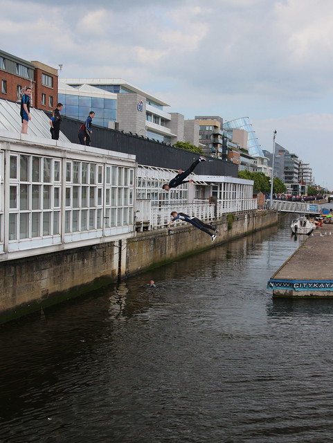 River Liffey Diving, Dublin
