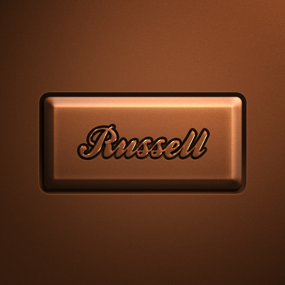 Russell Chocolate!