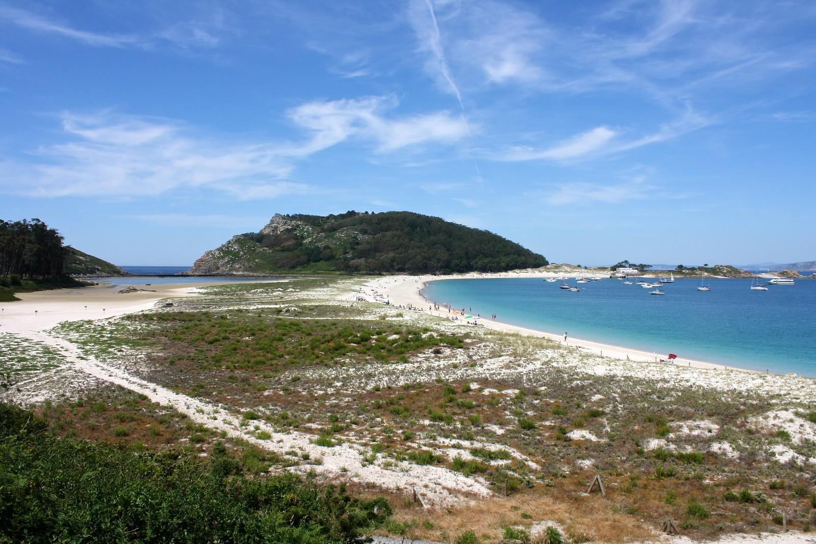 Cíes Islands, Spain