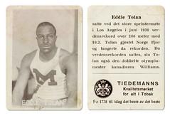 Eddie Tolan (1908-1967)