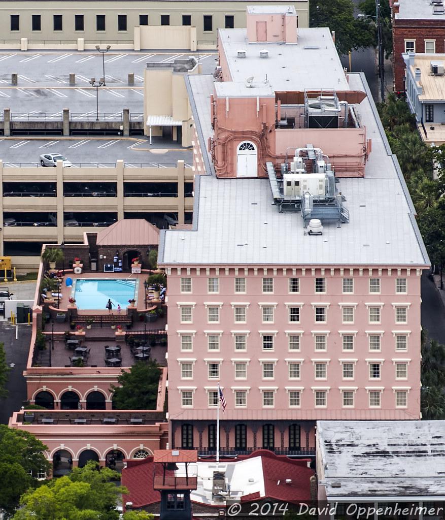 The Mills House Wyndham Grand Hotel The Mills House Wyndha Flickr