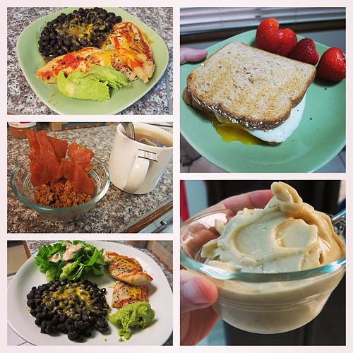Back by popular demand! What I Ate: Saturday, July 19, 2014 #weightloss #foodpix #foodstagram | by JulieLoses