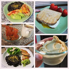 Back by popular demand! What I Ate: Saturday, July 19, 2014 #weightloss #foodpix #foodstagram