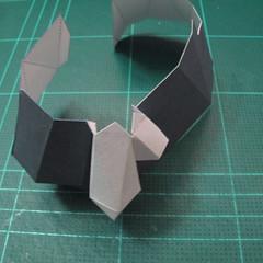วิธีทำโมเดลกระดาษของเล่นคุกกี้รัน คุกกี้รสพ่อมด (Cookie Run Wizard Cookie Papercraft Model) 036