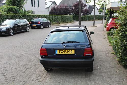 VW Polo 2F Coupé 2   by jcottervanger