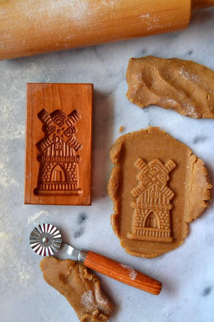 Almond Butter Spekulatius Cookies Turku Gingerbread Flickr
