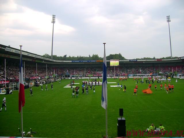 2007-07-16 Startbewijs op halen en vlaggen parade. (72)