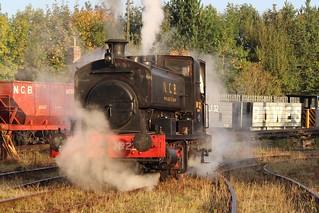 IMG_2752  National Coal Board Industrial Steam Locomotive No. 22