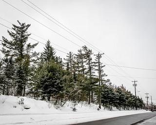Snowstorm, Duluth