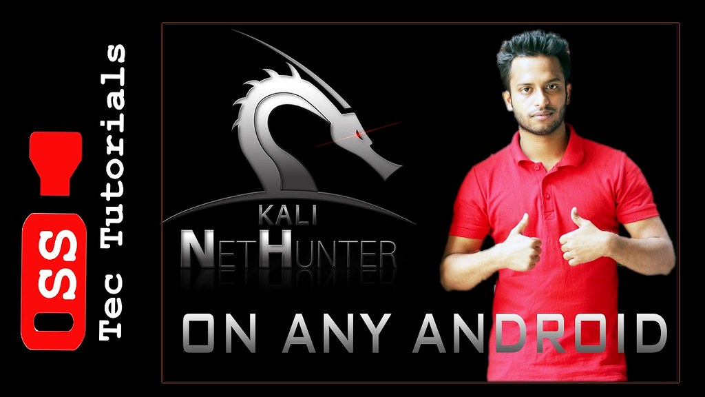 How To Install Kali Nethunter On Any Android Device 2017
