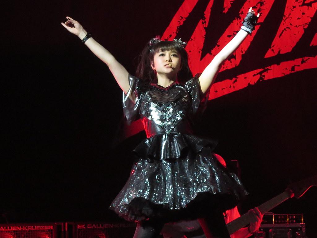 Babymetal Su Metal Suzuka Nakamoto Yuimetal Yui Miz