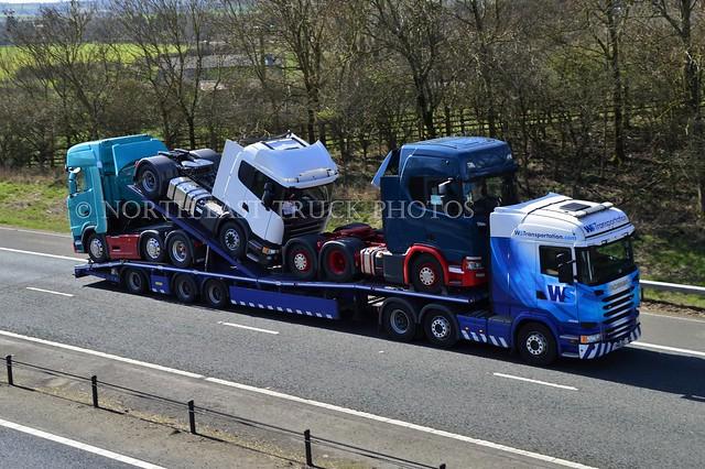 WS Transportation PN16 OSL