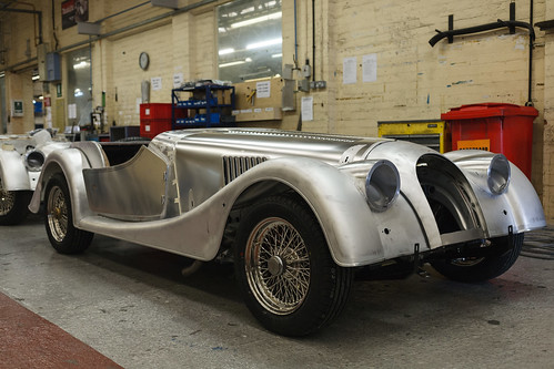 Pistonheads Sunday Service at the Morgan Factory | by Lewis Craik