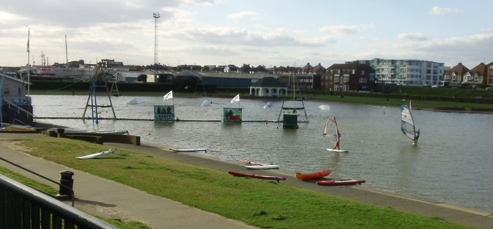 Hove water ieisure lake
