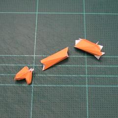 วิธีทำโมเดลกระดาษตุ้กตา คุกกี้รสราชินีสเก็ตลีลา จากเกมส์คุกกี้รัน (LINE Cookie Run Skating Queen Cookie Papercraft Model) 016