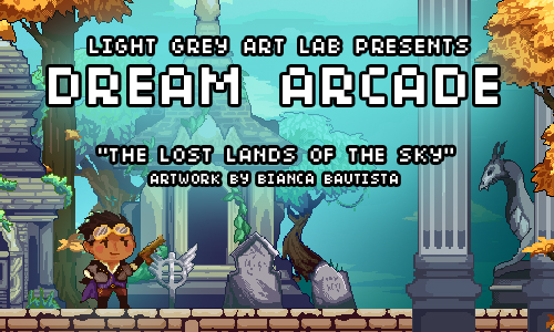 Dream Arcade - Lost Lands Promo | by Light Grey Art Lab