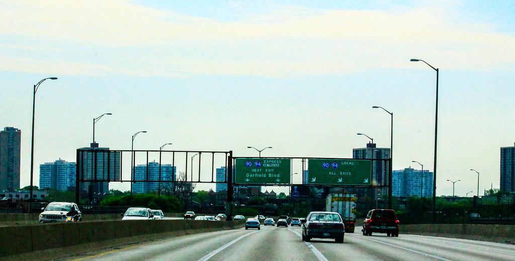 Interstate 90/Interstate 94 Illinois Dan Ryan Expressway