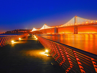 Bay Bridge from Pier 14, San Francisco | by The Digital Story