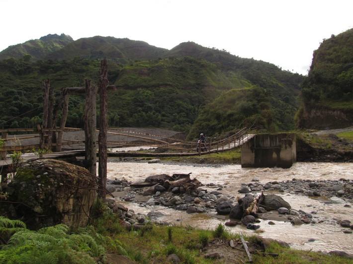 Interesting Bridge Crossing