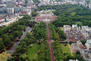 Buckingham Palace from the air | by g23armstrong