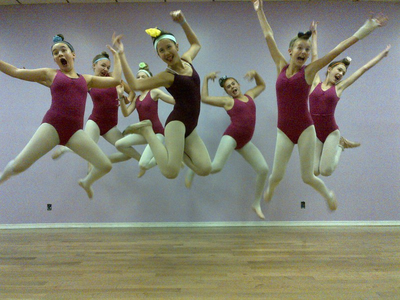 Excited for Dance!