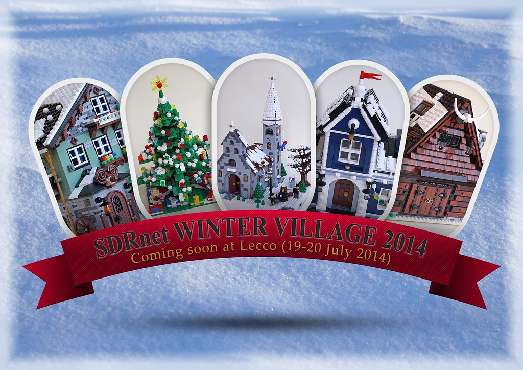 LEGO Winter Village 2014