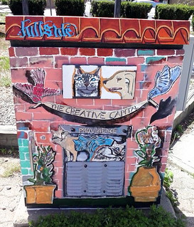 mural 2 on city transformer box   by stephenbrunelli