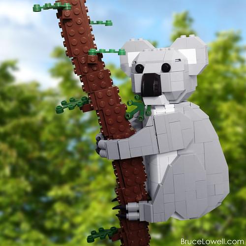 LEGO Koala
