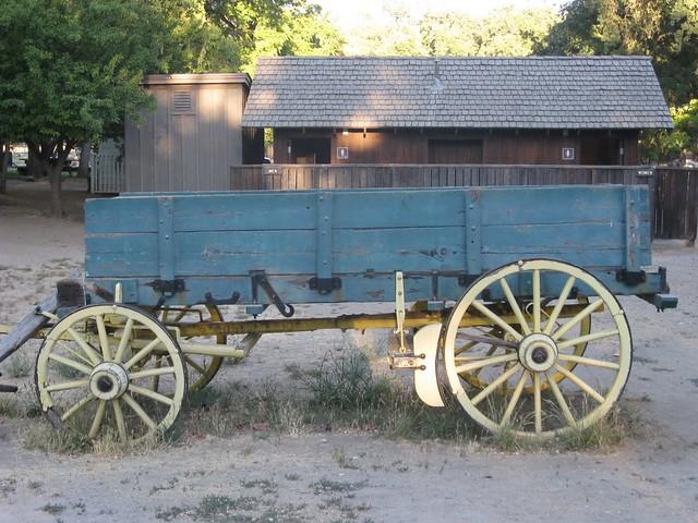 Wagon, Columbia