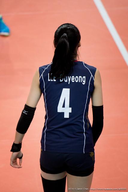 20140722@亞青 U19 女排賽