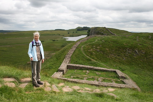 Marg at Milecastle