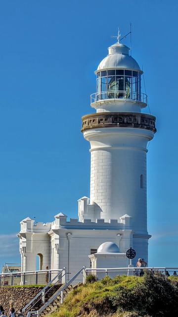 NSW 2017 - BYRON BAY LIGHTHOUSE   (#04 in series) - Byron Bay NSW AU  09Apr2017 sRGB web
