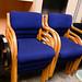 Beech framed at king chair E40