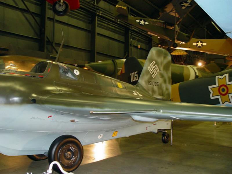 Messerschmitt Me 163B Cometa 4