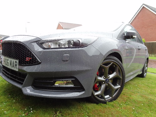 2015 Ford Focus ST Photo