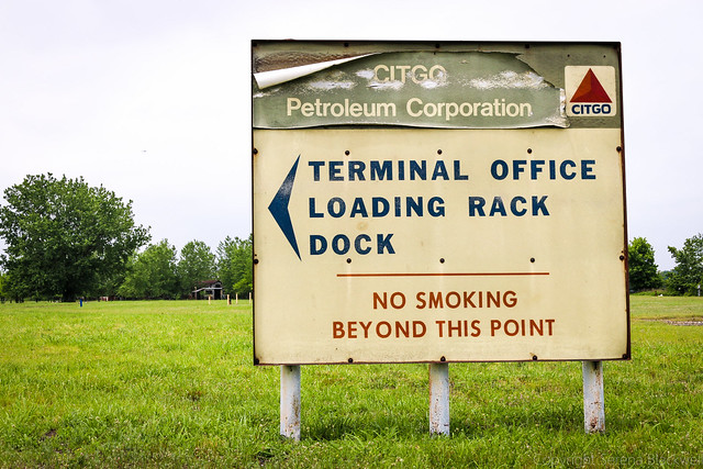 CITGO Terminal Sign