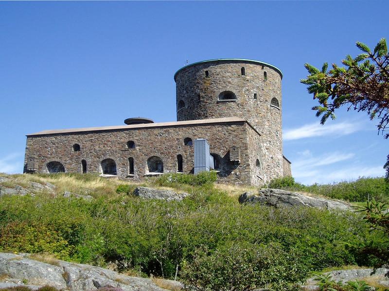 Carlsten fortress west1