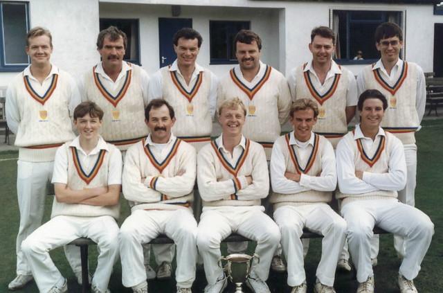 First XI 1992