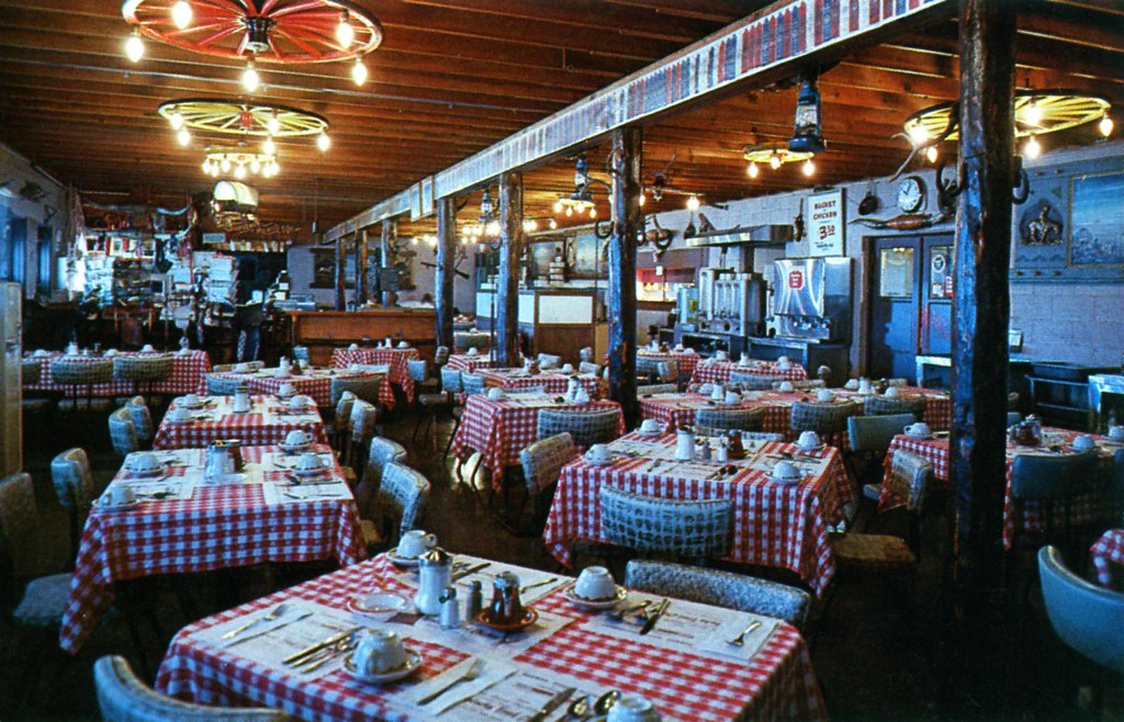 Harman S Ranch Restaurant Tempe Az U S Highways 60 70 80