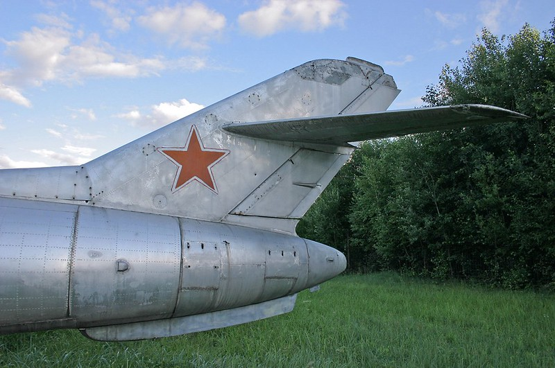 Yak-25 Flashlight 9