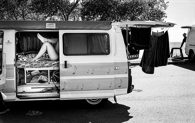 Nudgee Campers