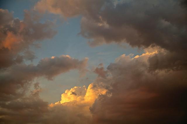 Tintoretto Sky...