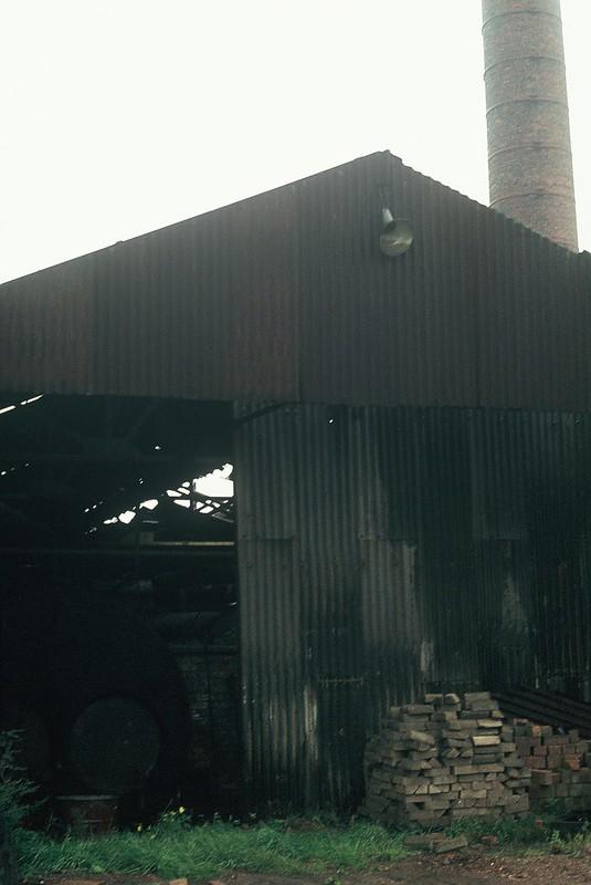 Boiler House, Lancashire Boiler, Crowle Brickworks