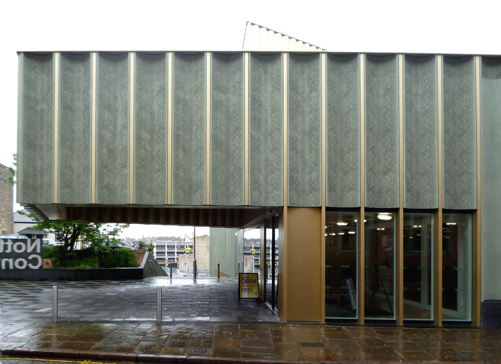 Nottingham Contemporary Gallery By Caruso St John Architec