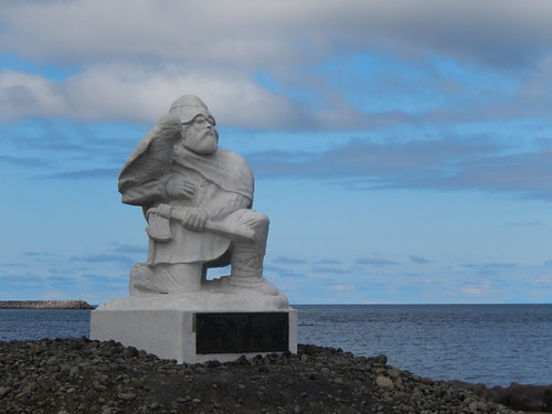 IJsland - Njardvik - Viking World