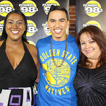 Adrian Marcel Studio Session