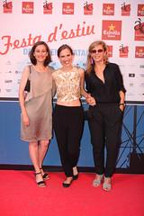 Maria Ripoll, Aina Clotet, Anna Soler Pons