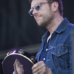 Sat, 14/06/2014 - 7:12pm - Damon Albarn wowed us with solo songs, Blur tunes, and a surprise dose of Gorillaz. Photo by Laura Fedele